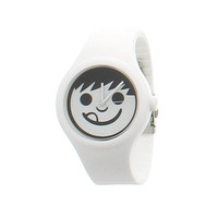 The Timely Watch - White By Neff