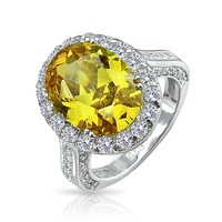 Bling Jewelry Nifty Yellow Ring