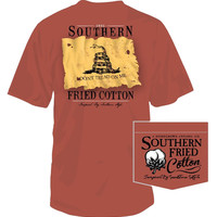 Southern Fried Cotton - Don't Tread Pocket T-Shirt