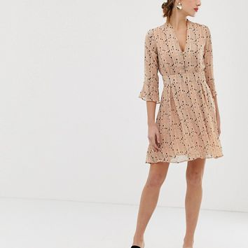 Y.A.S spotted skater dress | ASOS