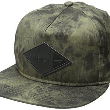 O'Neill Men's Thors Hammer Hat, Military, One Size