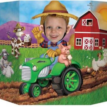 Farm Photo Prop Case Pack 6