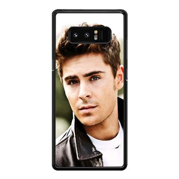 Zac Efron 02 Samsung Galaxy Note 8 Case
