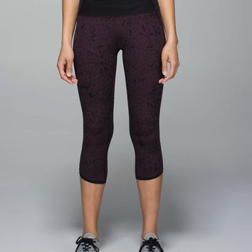 Pace Pusher Crop *Full-On Luxtreme