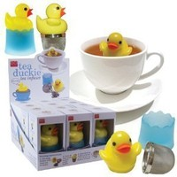 Tea Duckie Tea Infuser Novelty 3 x 2in
