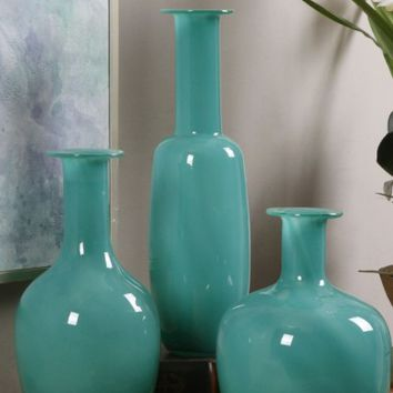 Uttermost Set of 3 Baram Vases | Nordstrom