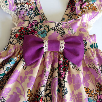 Girls dress toddler pageant dress flutter sleeve dress baby girls dress  Dresses for girls special occasion dress baby girl clothes