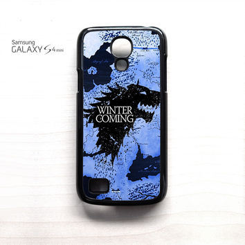 Game Of Thrones TV Show for Samsung Galaxy Mini S3/S4/S5 phone case