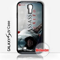 Samsung Galaxy S4 Case Assassin's Creed 3D Action Video Game