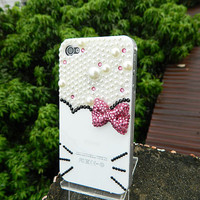 hello kity phone case   loves iphone case  cell phone cases and covers  iPhone 4s case iPhone cover