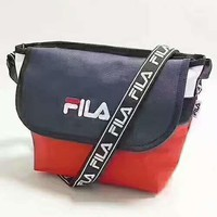 FILA Man Women Shopping Leather Crossbody Satchel Shoulder Bag H-A-GHSY-1