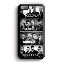 Coldplay Collage iPhone 5C Case
