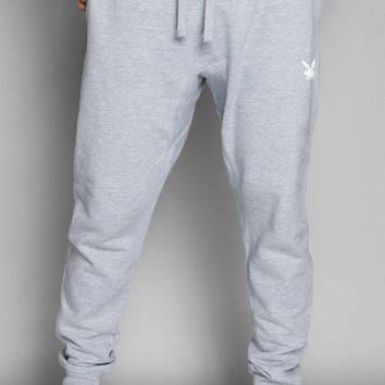 Fleece Rabbit Head Jogger Pants