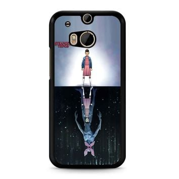 Stranger Things Eleven 2 1 HTC M8 Case