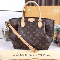 LV Hot-selling Printed Women's Single Shoulder Bag with High Quality