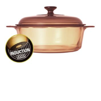 Visions Cookpot Induction Safe 3.25L - Corelle, CorningWare & Visions | Popat Store