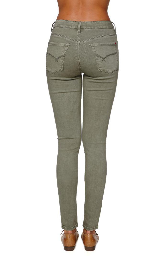 c38dffdabc28 High Rise Skinniest Olive Jeans - Womens from PacSun   ☀ 🌸🌙🌴🐬