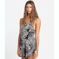 Billabong Women's Romp Around Romper