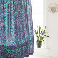 Magical Thinking Sidi Medallion Shower Curtain - Urban Outfitters