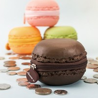 Scented Macaroon Coin Purses at Firebox.com
