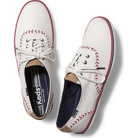 Baseball Canvas Keds Shoes