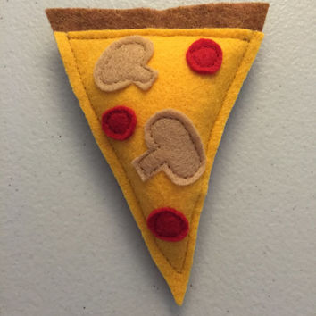 Pizza Cat Toy - Catnip Cat Toy