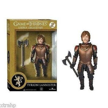 "Tyrion Lannister Game Of Thrones 6"" Figure Funko Legacy IN HAND"