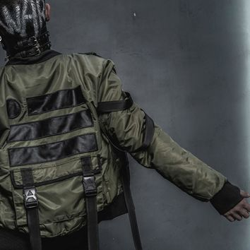 Military Outerwear Jacket US Army BOMBER Jackets