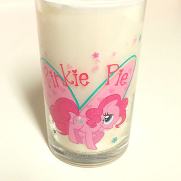 MLP Pinkie Pie Candle - 8 oz Soy Candle - CHOICE of SCENT