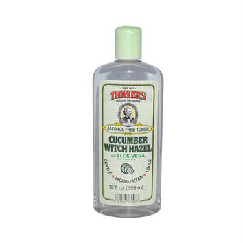 Thayers Witch Hazel with Aloe Vera Cucumber - 12 fl oz