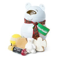 Butterbear Wrapped Gift