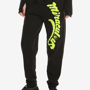 Miraculous: Tales Of Ladybug & Cat Noir Girls Jogger Pants