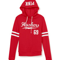 University of Nebraska Funnel-Neck Hoodie