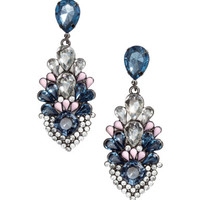H&M Rhinestone Earrings $12.95