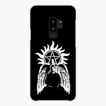 Destiel Supernatural Samsung Galaxy S9 Plus Case