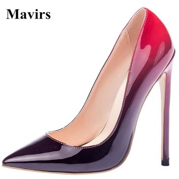 Sexy Extreme High Heels Stiletto Party Shoes