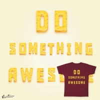 Do something awesome on Threadless