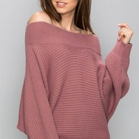 Scenic Adventures Knit Sweater