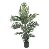 4 Ft Kentia Palm Silk Tree Decor