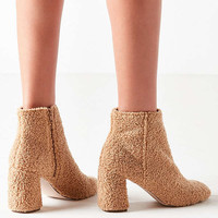 Timber Faux Sherpa Ankle Boot | Urban Outfitters