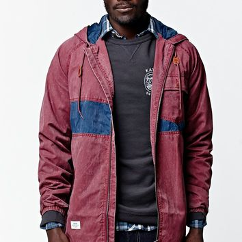 Jacket - Mens Jacket - Red