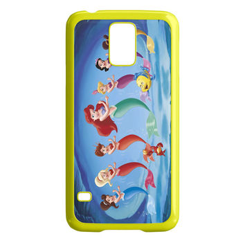 The Little Mermaid Samsung Galaxy S5 Case