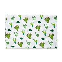 Cactus Print Pillow Case