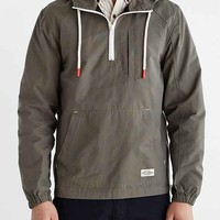 CPO Nylon Side Zip Anorak Jacket