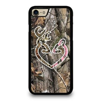 CAMO BROWNING LOVE-PHONE 5 iPhone 7 Case Cover