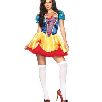 Sexy Snow White Adult Womens Costume in Costumes Women's Costumes Sexy Halloween Costumes