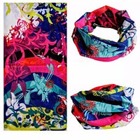 Multi Colors Headwear Neck Scarf Scarves Tube Scarf Women Men Bandana Head Face Mask Neck Gaiter Snood Headwear Beanie #260189