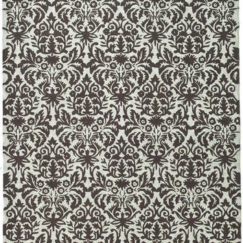 Chelsea Transitional Indoor Area Rug Sage / Chocolate
