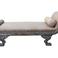 Duncan Phyfe-Style New York Chaise