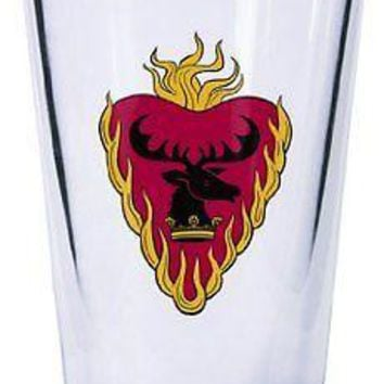 Dark Horse Deluxe: Game of Thrones - Stannis Pint Glass